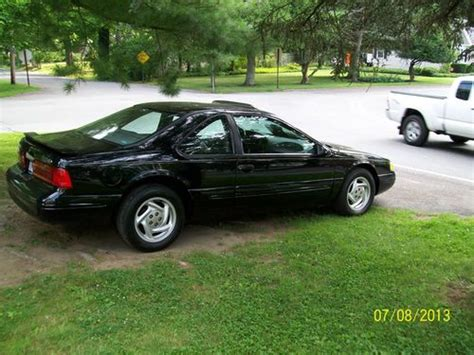 automobile air conditioning service 1997 ford thunderbird transmission control sell used 1997 ford thunderbird lx coupe 2 door 4 6l in kingston new york united states for
