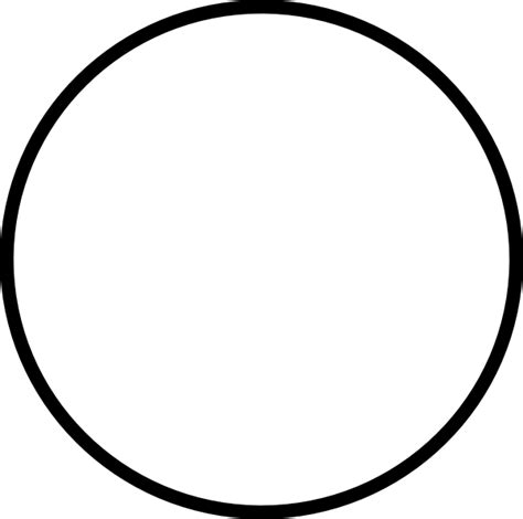 Circle Black Outline by Transparent Black Circle Clip At Clker Vector Clip Royalty Free