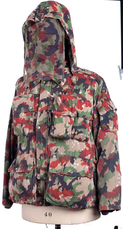 ispiration for millemiglia jacket field jacket model used