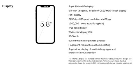 iphone 4 spec apple iphone x revealed photos specs features release