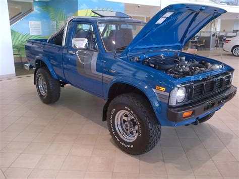 1980 Toyota Truck 1980 Toyota Information And Photos Momentcar