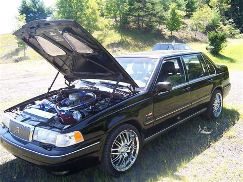 volvo    chevy  hp twin vvolvos