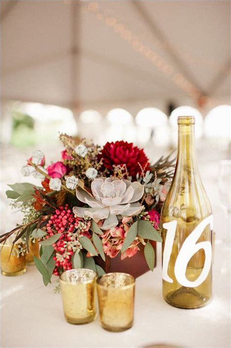 Best 25  Winery wedding centerpieces ideas on Pinterest