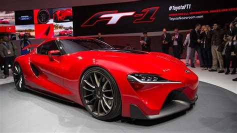 How Much Is The Toyota Ft1 Toyota Supra Ft1 Will Be Built Page 2 Tigerdroppings
