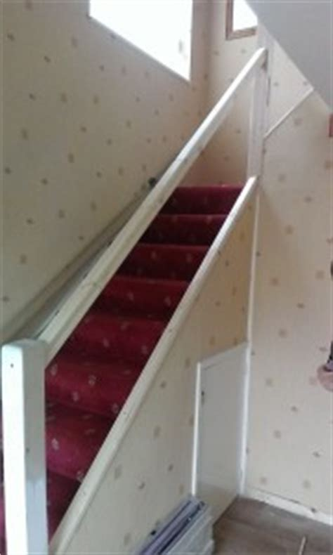 replacement of banisters and spindles