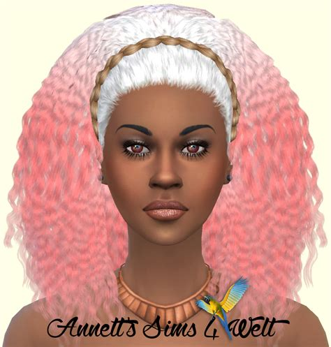 the sims 4 natural curly hair annett s sims 4 welt curly hair recolors