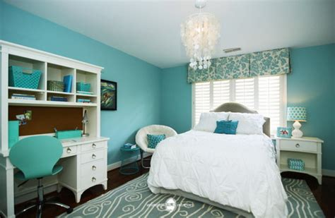 aqua color bedroom ideas best decorating tips for teenage girl room designs
