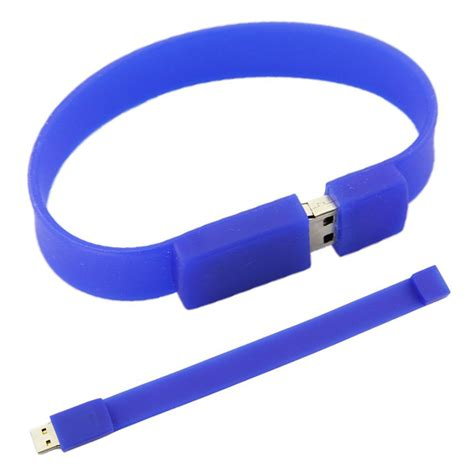 Flash Disc Usb Gelang Silicone Usb Brackelet fashion silicone bracelet usb 2 0 flash memory drive bt ebay