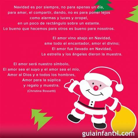 poesia de navidad cortas poemas para ninos de la navidad navidad es por siempre