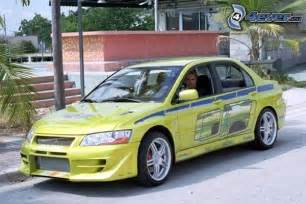 Paul Walker Mitsubishi Lancer 2 Fast 2 Furious