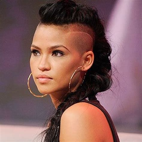 both sides shaved for women 50 wicked shaved hairstyles for black women hair motive