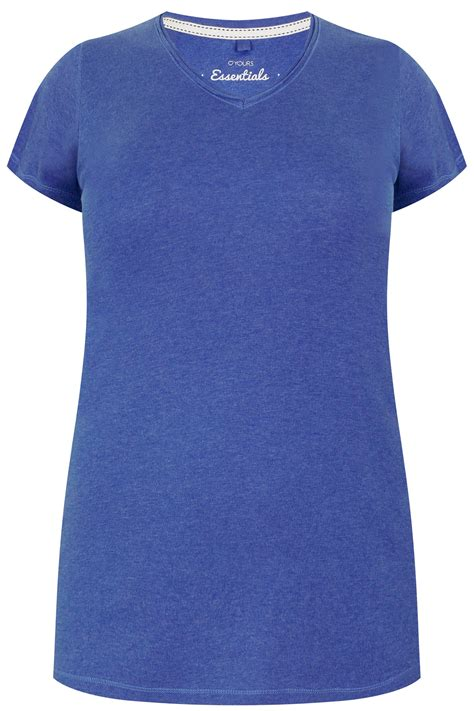 T Shirt S A S Buy Nggifa Name t shirt bleu chin 233 de base 224 manches courtes avec col en v