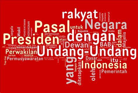 Bukiu Konstitusi Dan Konstitusionalisme Indonesia perbandingan konstitusi pada negara republik indonesia