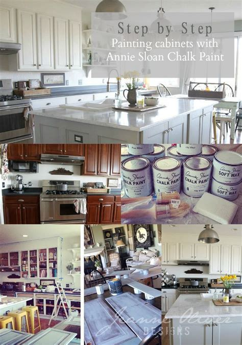 steps to paint kitchen cabinets step by step kitchen cabinet painting with annie sloan
