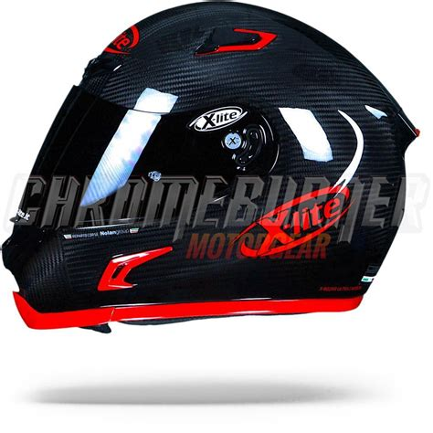 X Lite Helmets by X Lite X 802rr Ultra Carbon Puro Sport 008 Motorcycle