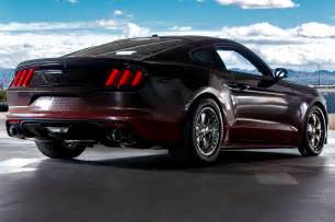 Ford Cobra 2015 2015 Ford Mustang Gt King Cobra Rear Three Quarter Photo 4