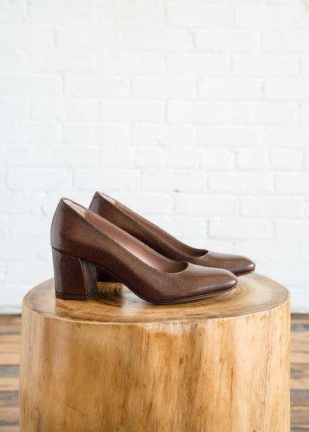 Sale Rocella Maryam Brown Xxxl heels from boutiques garmentory