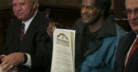 Rosie Said One Year 10 Million Or Nothing by Tennesee Who Was Wrongfully Imprisoned For 31 Years