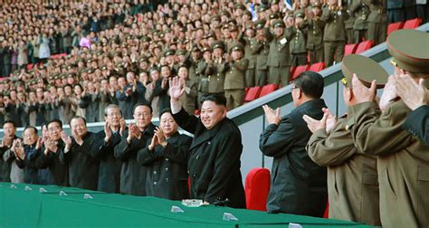north korea executes  officials  watching south