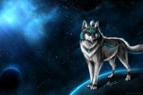 cool wolf backgrounds wallpapertag