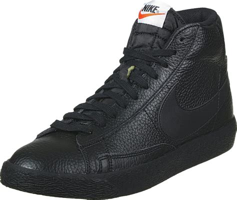 nike blazer mid 09 prm shoes black