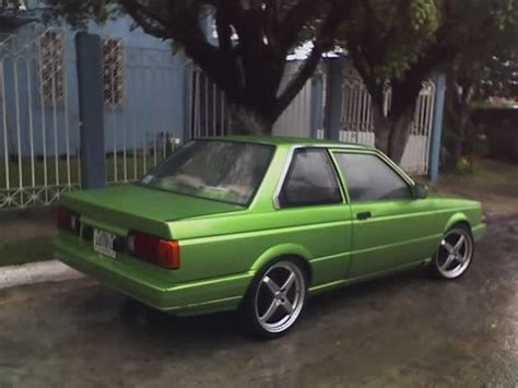 nissan 1990 modified nissan sentra 1990 modified
