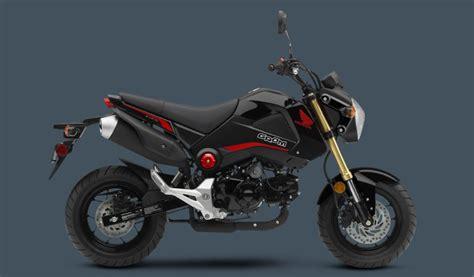honda perkenalkan motor trail grom model  okezone news