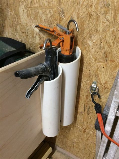 clever tool storage solutions