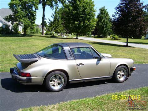 1986 porsche targa for sale 1986 porsche 911 targa excellent condition