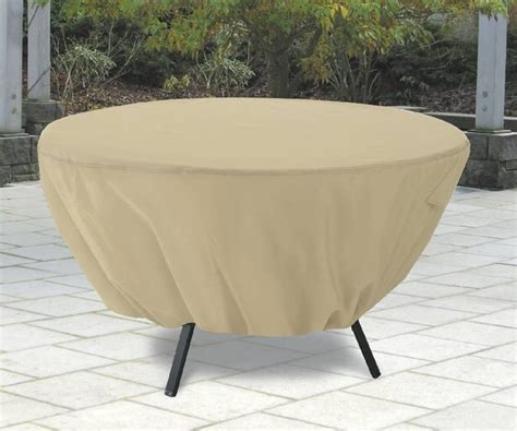 Patio Table Covers Terrazzo Patio Table Cover Outdoor Furniture Covers Portland By Soothing Company
