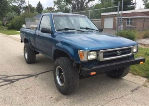 1994 Toyota 22re Find Used 1994 Toyota 4x4 22re No Reserve In