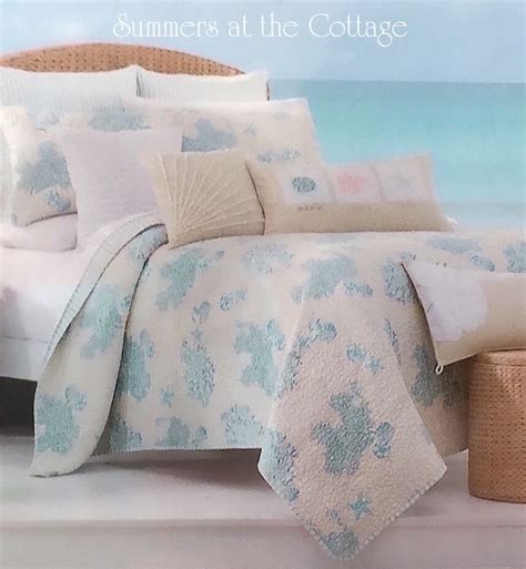beach cottage bedding shabby chic quilts full queen bedding romantic homes