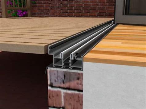 door threshold low aluminium door treads rabbeted threshold 4 8 quot aluminum