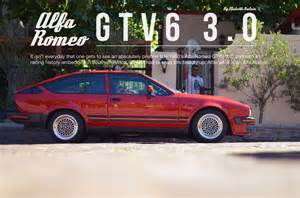 Alfa Romeo Gtv6 3 0 1984 Alfa Romeo Gtv6 3 0 Related Infomation Specifications