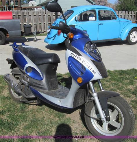 sporting goods salina ks 2008 shenke scooter no reserve auction on wednesday may