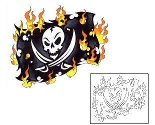 johnny depp jolly roger tattoo jolly roger tattoos