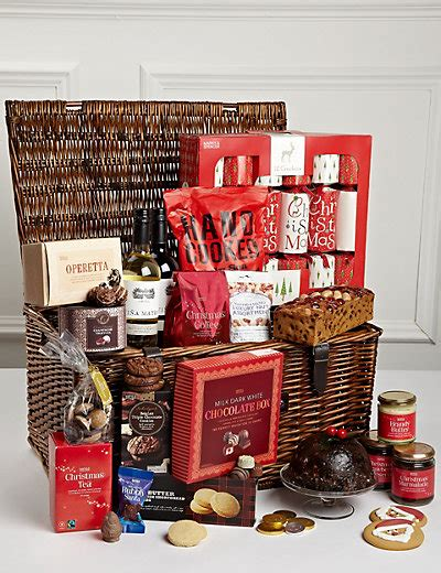 marks and spencer xmas food gifts marks and spencers gift baskets gift ftempo