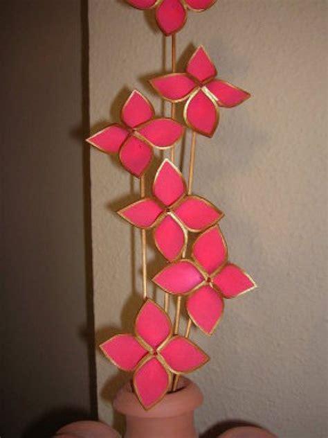 imagenes navideñas hechas de foami 5 flores hechas con goma eva manualidades