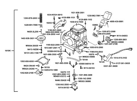 50cc scooter carburetor diagram keihin carburetor parts diagram car interior design