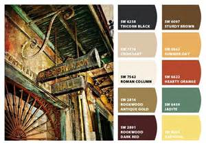 new orleans colors paint colors inspired by new orleans