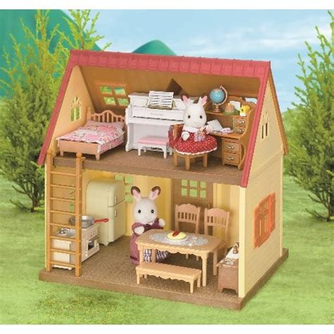 Complete Nursery Furniture Set Sylvanian Families Classic Furniture Set From Who What Why