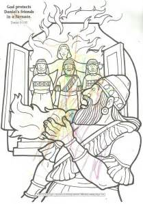 shadrach meshach and abednego coloring page free coloring pages of shadrach meshach abednego