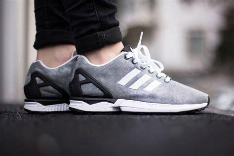 Adidas Zx Flux adidas originals zx flux black footwear white hypebeast
