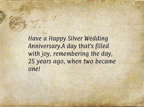 25 silver wedding anniversary quotes