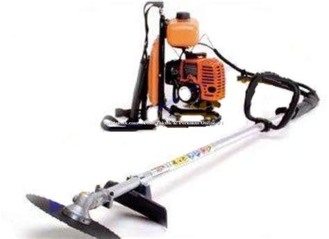 Mesin Potong Rumput Di Padang jual harga potong rumput brush cutter sum 328 se indoteknik toko teknik