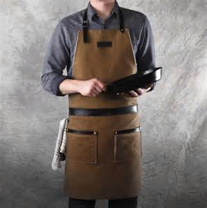 Chef Aprons With Leather Hardmill Rugged Apron Cool