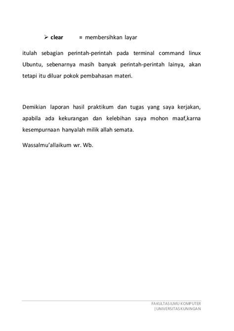 Laporan praktikum PTI modul3 (linux)