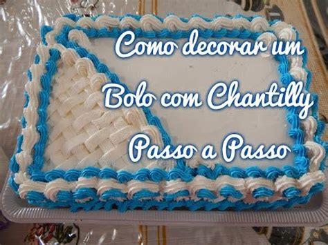 como decorar bolo para homens como decorar um bolo chantilly passo a passo youtube