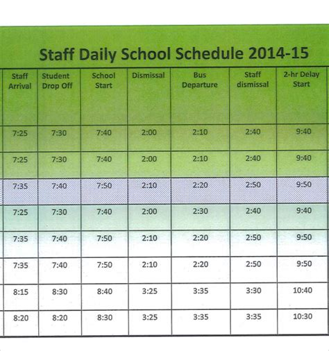 Pictures Daycare Employee Work Schedule Template Daily Quotes About Love Daycare Staff Schedule Template