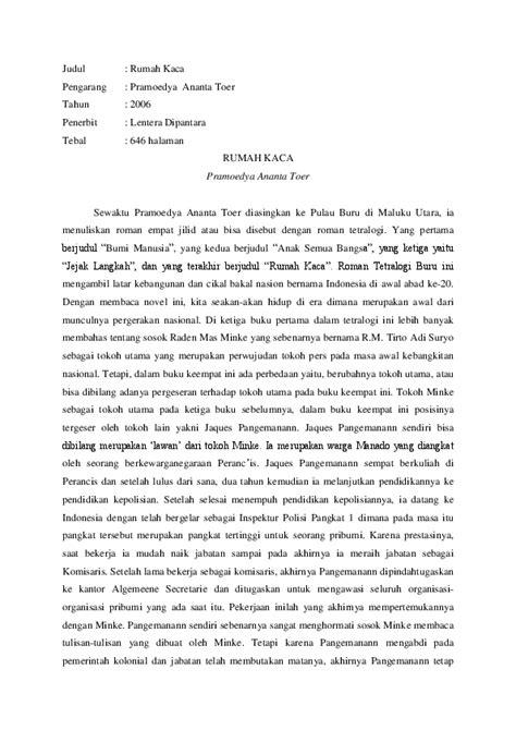 Struktur Teks Cerita Sejarah Rumah Kaca - Berbagi Struktur